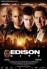 locandina del film EDISON CITY
