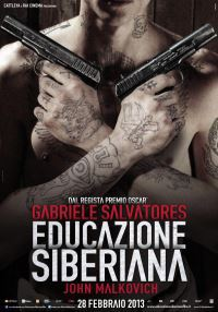 locandina del film EDUCAZIONE SIBERIANA