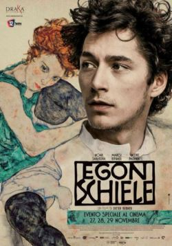 locandina del film EGON SCHIELE