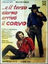 locandina del film ...E IL TERZO GIORNO ARRIVO' IL CORVO
