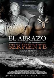 locandina del film EL ABRAZO DE LA SERPIENTE