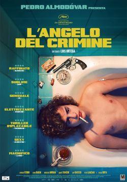 locandina del film L'ANGELO DEL CRIMINE