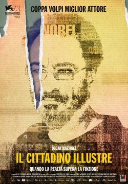 locandina del film IL CITTADINO ILLUSTRE
