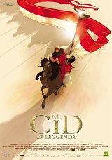 locandina del film EL CID: LA LEGGENDA