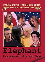 locandina del film ELEPHANT