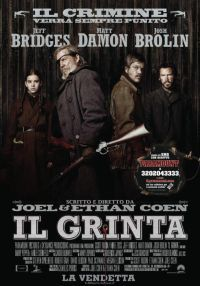 locandina del film IL GRINTA