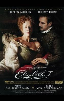 locandina del film ELIZABETH I