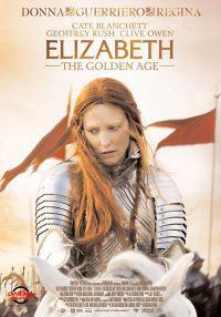 locandina del film ELIZABETH - THE GOLDEN AGE