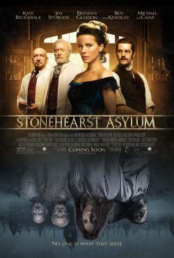 locandina del film STONEHEARST ASYLUM
