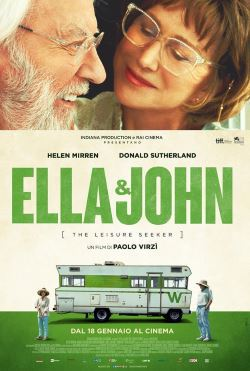 locandina del film ELLA E JOHN - THE LEISURE SEEKER