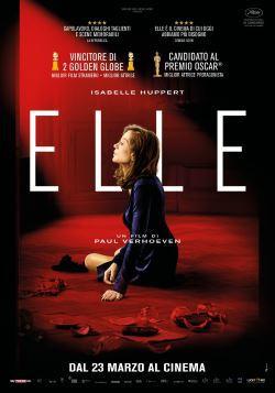 locandina del film ELLE
