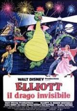 locandina del film ELLIOTT, IL DRAGO INVISIBILE