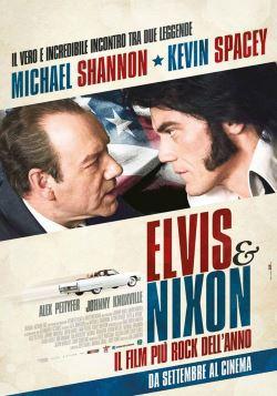 locandina del film ELVIS & NIXON