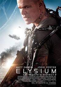 locandina del film ELYSIUM