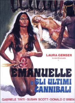 locandina del film EMANUELLE E GLI ULTIMI CANNIBALI