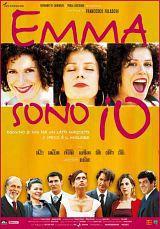 locandina del film EMMA SONO IO