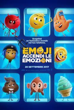 locandina del film EMOJI - ACCENDI LE EMOZIONI
