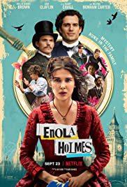 locandina del film ENOLA HOLMES