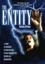 locandina del film ENTITY