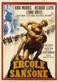 locandina del film ERCOLE SFIDA SANSONE