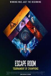 locandina del film ESCAPE ROOM 2: GIOCO MORTALE