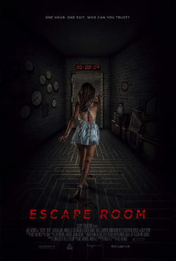 locandina del film ESCAPE ROOM