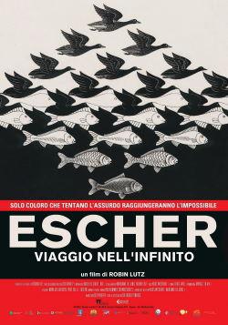 locandina del film ESCHER - VIAGGIO NELL'INFINITO