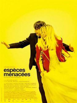 locandina del film ESPECES MENACEES