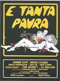 locandina del film E TANTA PAURA