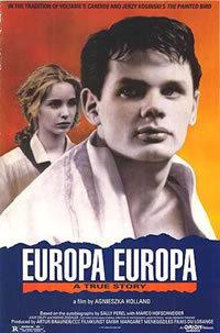 locandina del film EUROPA EUROPA