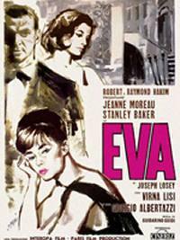 locandina del film EVA (1962)