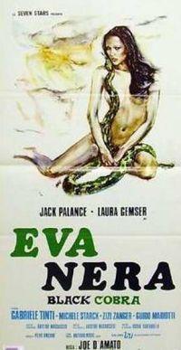 locandina del film EVA NERA