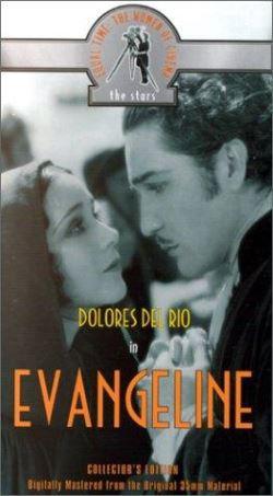 locandina del film EVANGELINA