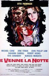 locandina del film E VENNE LA NOTTE