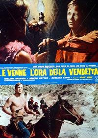 locandina del film ...E VENNE L'ORA DELLA VENDETTA