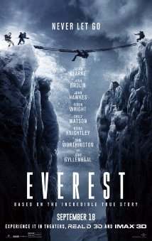 locandina del film EVEREST