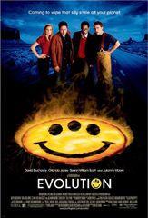 locandina del film EVOLUTION