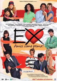 locandina del film EX: AMICI COME PRIMA