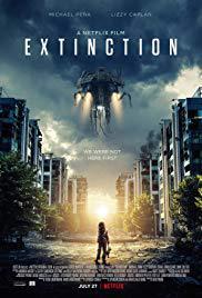 locandina del film EXTINCTION