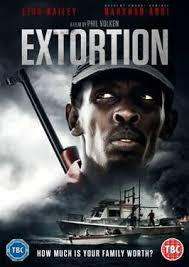 locandina del film EXTORTION