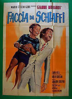 locandina del film FACCIA DA SCHIAFFI