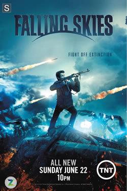 locandina del film FALLING SKIES - STAGIONE 4