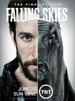 locandina del film FALLING SKIES - STAGIONE 5