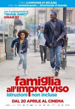 locandina del film FAMIGLIA ALL'IMPROVVISO - ISTRUZIONI NON INCLUSE