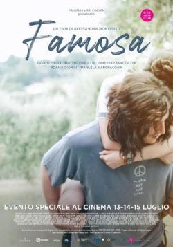 locandina del film FAMOSA