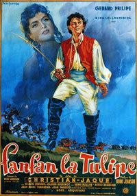 locandina del film FANFAN LA TULIPE