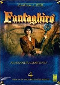 locandina del film FANTAGHIRO' 4