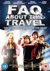 locandina del film FREQUENTLY ASKED QUESTIONS ABOUT TIME TRAVEL