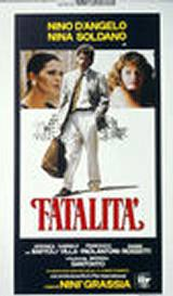 locandina del film FATALITA' (1991)