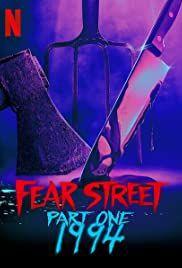 locandina del film FEAR STREET PARTE 1: 1994